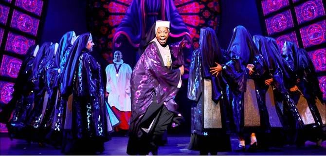 Sister Act, il musical