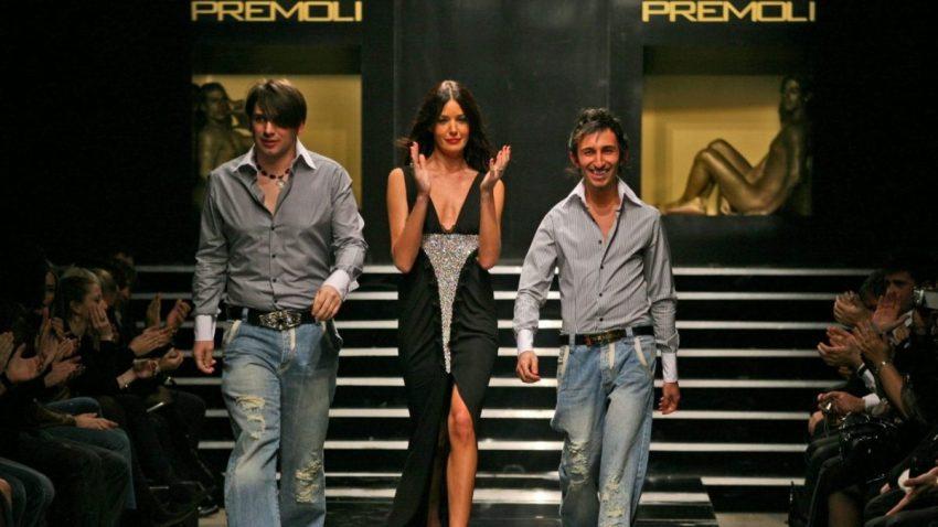 PREMOLI Dario e Giovanni con Alessia Fabiani