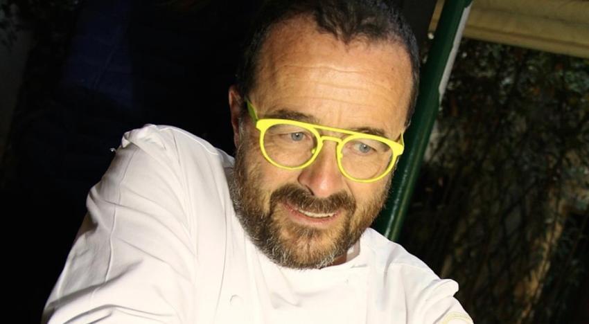 Chef Giancerlo Morelli