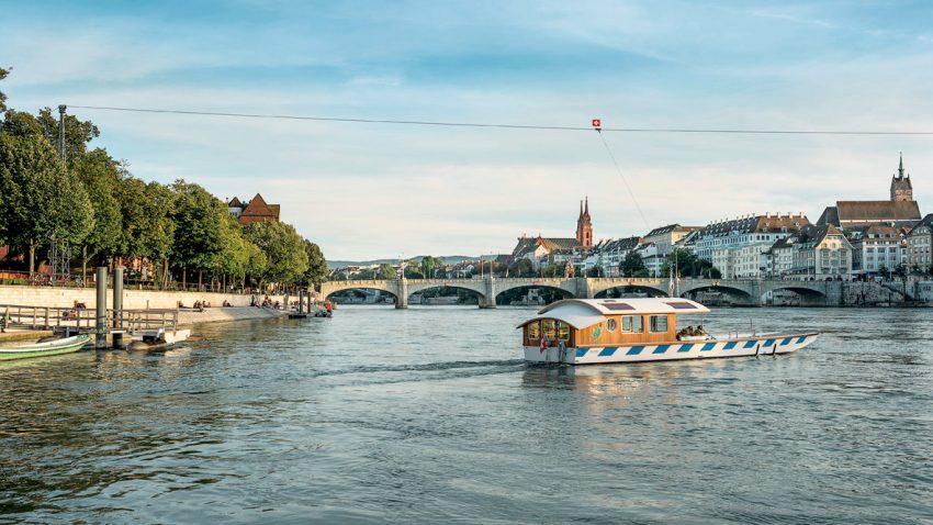 Basel, Rhein