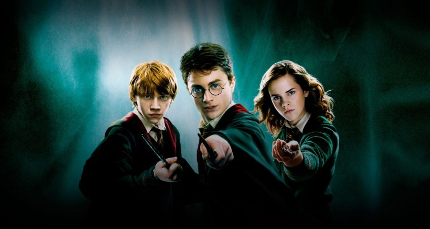 Le statue di Harry Potter