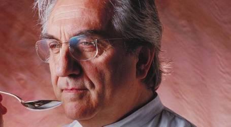 Addio al Maestro Gualtiero Marchesi