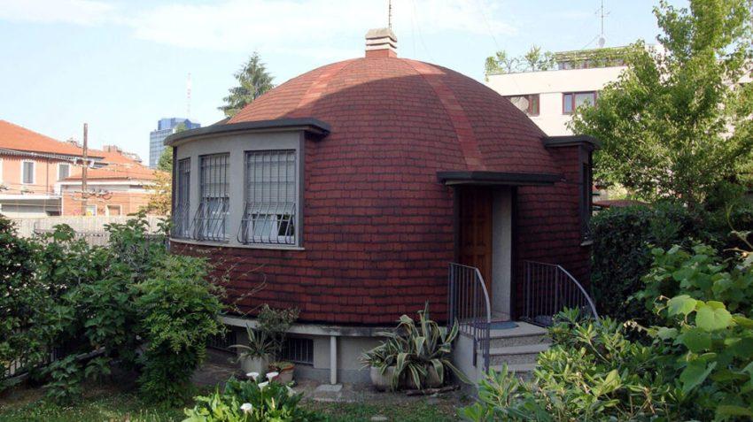 Le case igloo di Via Lepanto