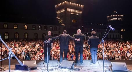 Estate Sforzesca, torna il festival tra le mura del Castello