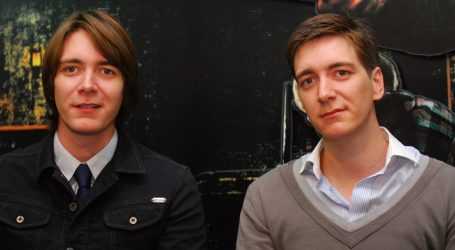 Intervista a James e Oliver Phelps