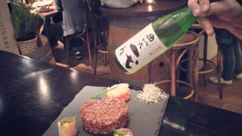 Vinodromo sake