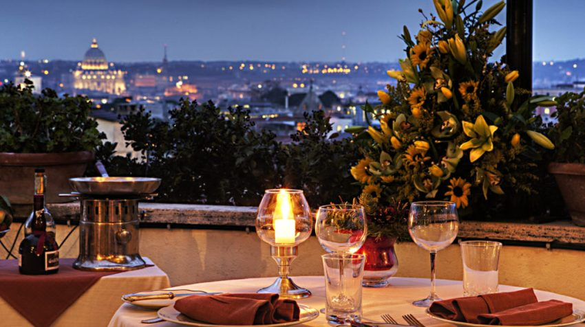 hotel mediterraneo roma
