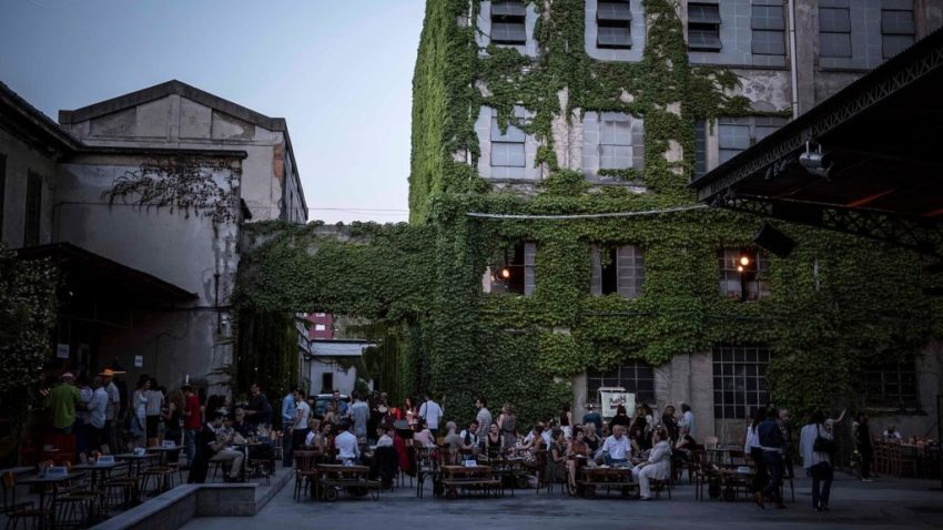 Spirit de Milan, zona Bovisa