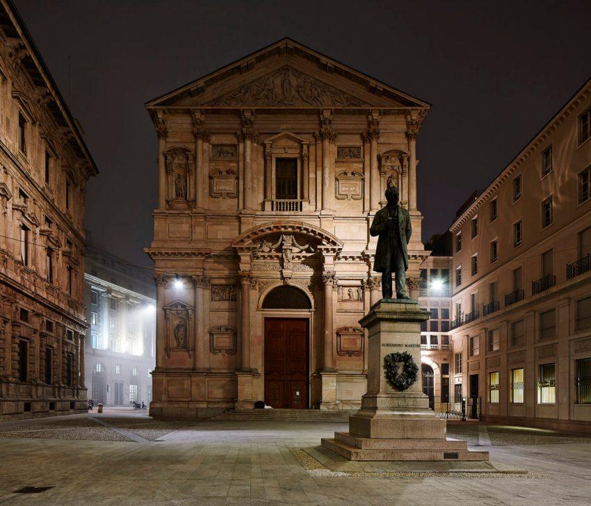 Piazza San Fedele, foto di Luca Rotondo