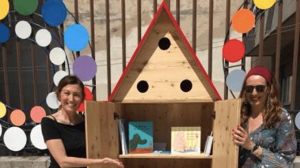 La free library Qualibrì