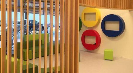 All'ospedale San Matteo di Pavia, i bambini malati hanno oggi uno spazio più confortevole