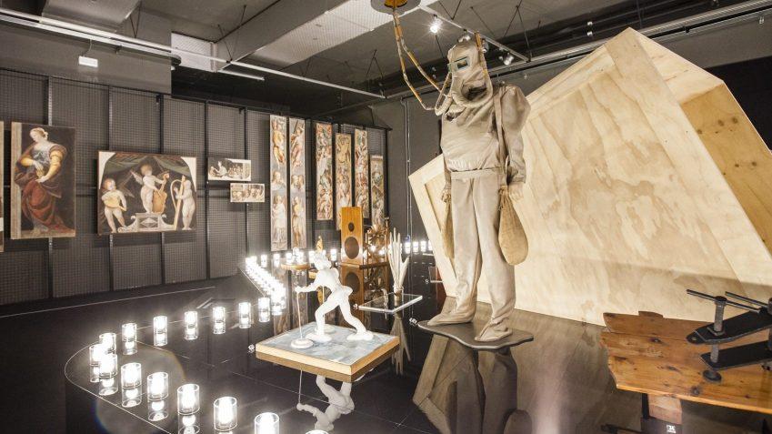 Leonardo da Vinci Parade, ph. Paolo Soave - Museo Nazionale Scienza Tecnologia