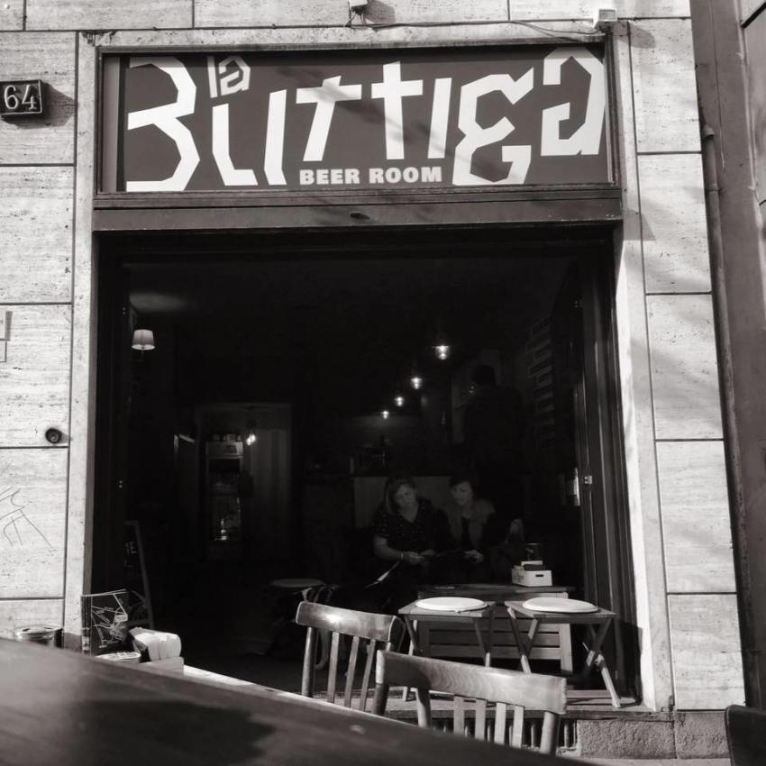 Beer Room La Buttiga a MIlano
