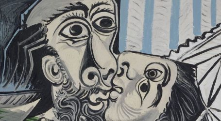 Picasso, Il Bacio. Paris, Musée national Picasso
