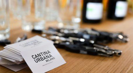 A Milano inaugura Cantina Urbana, il vino fatto in città