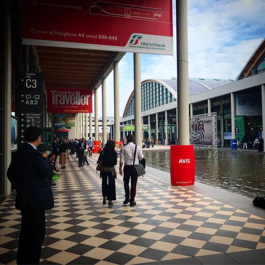 Al TTG Travel Experience 2018