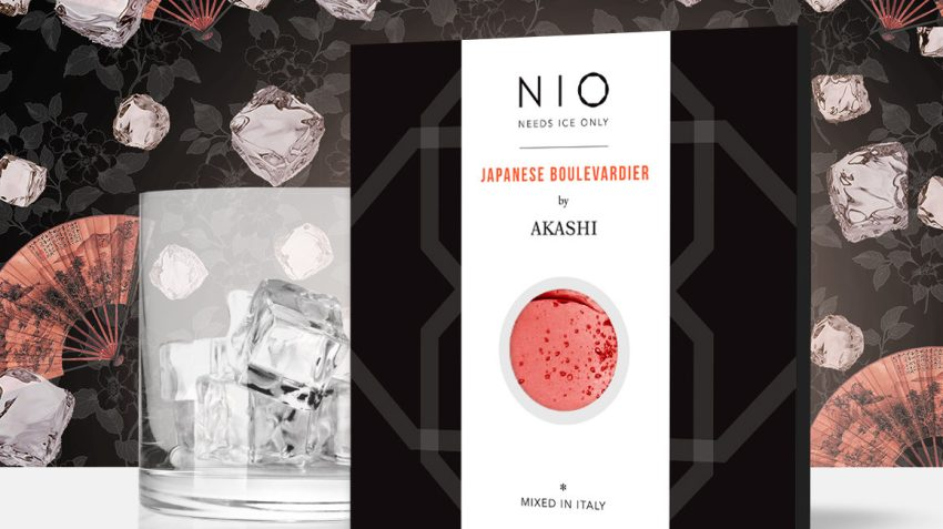 NIO Luxury Edition - Japanese Boulevardier