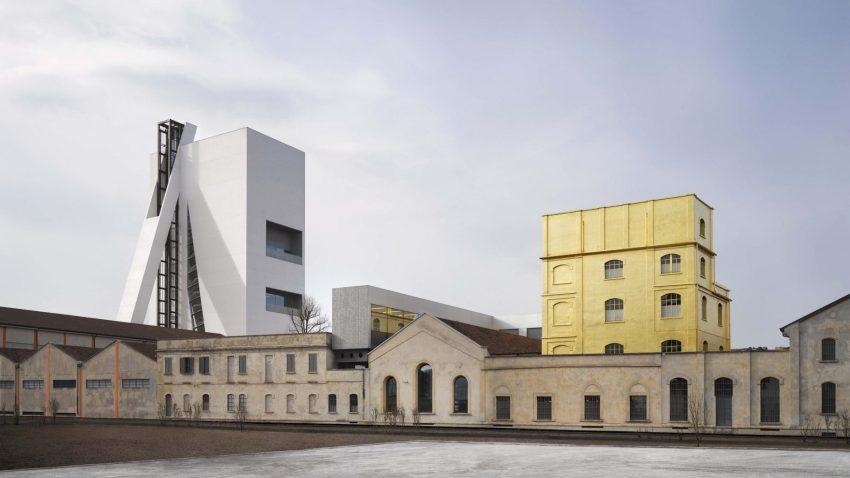 Torre Fondazione Prada © Fondazione Prada