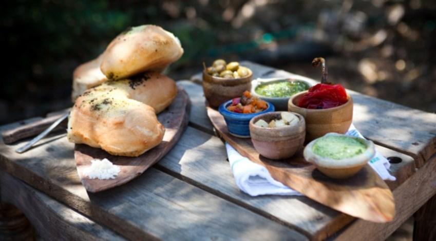 Durante la kermesse, si può assaggiare il meglio dei prodotti locali