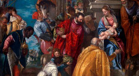 Natale arte: Adorazione dei Magi di Paolo Veronese al Diocesano