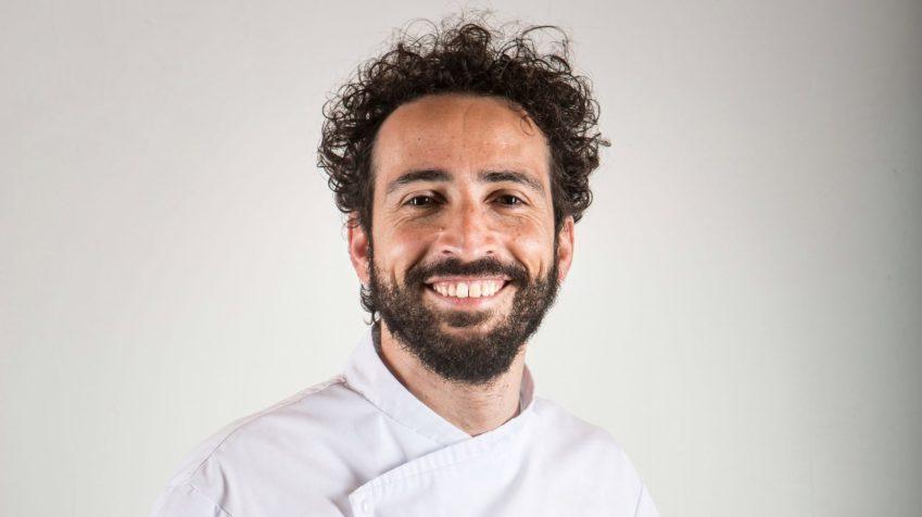 Un ritratto di Franco Aliberti, nuovo chef del Tre Cristi Milano