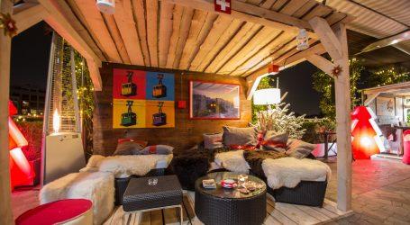 Torna lo charme della Svizzera a Terrazza Palestro