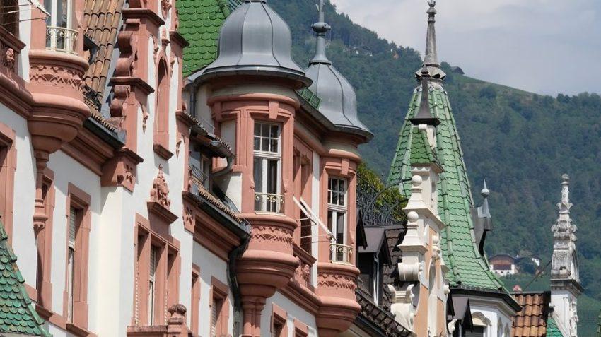 L'architettura di Bolzano