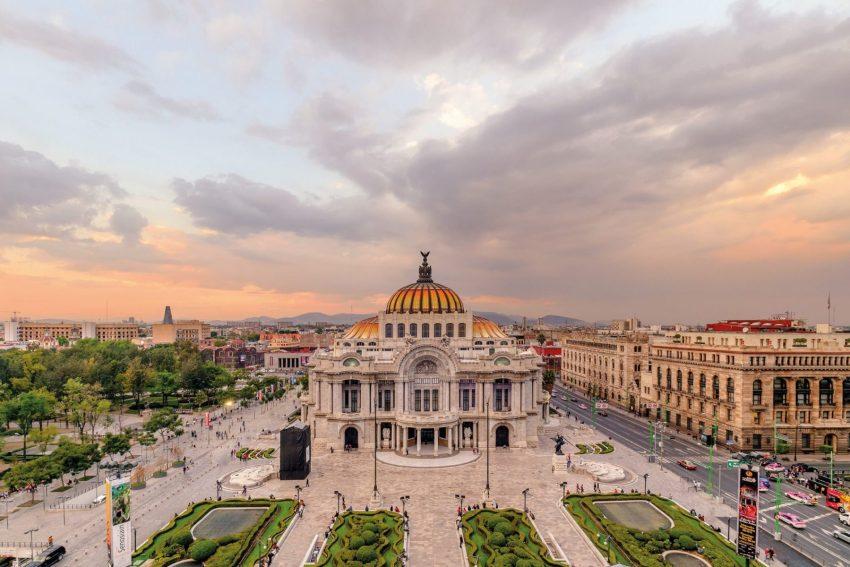 Città del Messico, capitale messicana