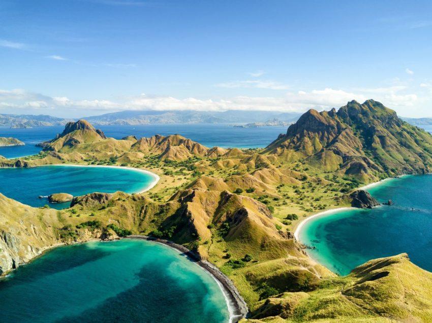 Indonesia: Pulau Padar, Parco Nazionale di Komodo