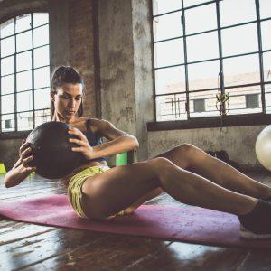 Oltre alla frutta secca è importante fare sport