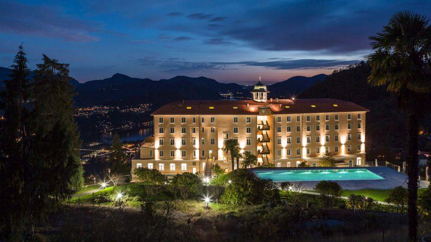 Kurhaus Cademario Hotel & Spa (by Websonica)