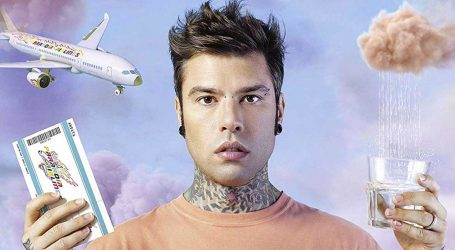 Fedez in concerto al Forum con Paranoia Airlines Tour