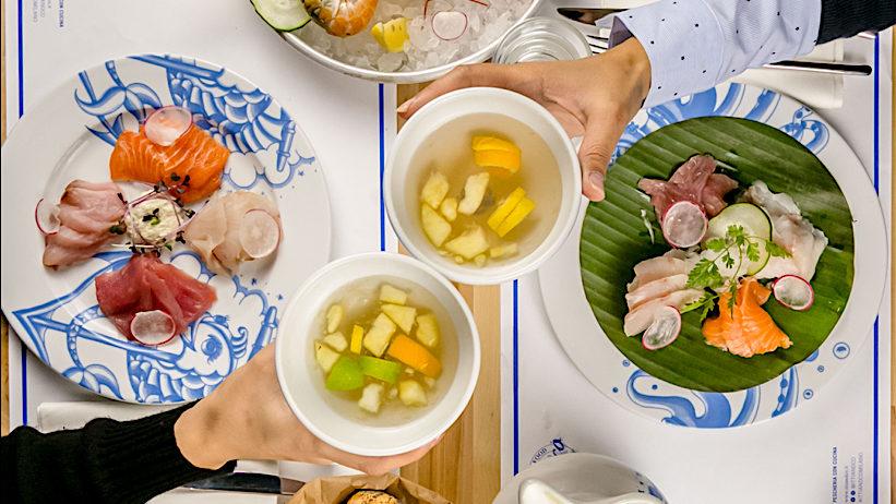 Apre Itti&Co, ristorante di pesce, ma anche pescheria