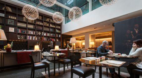 All'Hotel Milano Scala, aria di montagna in camera