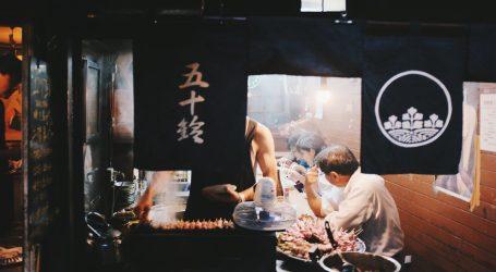 Arai, lo chef che diffonde nel mondo la vera cucina giapponese