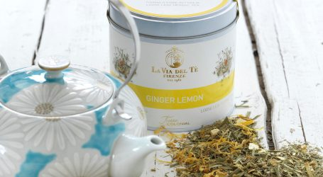 Le Tisane de La Via del Tè: scopri la linea Colonial