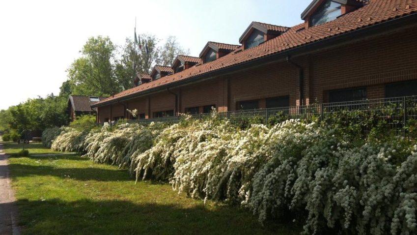 La cascina del Parco Nord Milano dove si terrà la Tropical Experience 2019