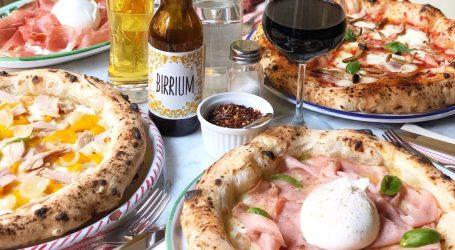 Pizzium omaggia Napoli con le nuove pizze 'di quartiere'