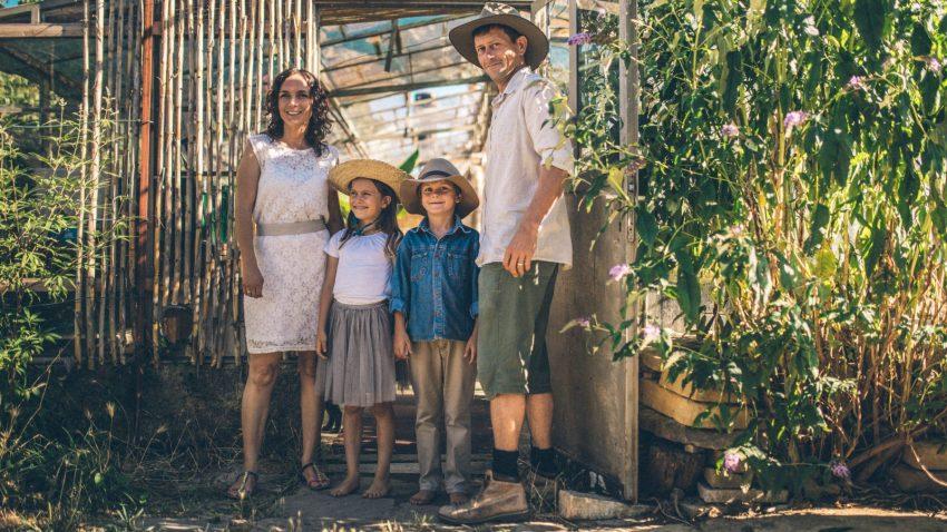 Nina Froggatt di Gramona Farm
