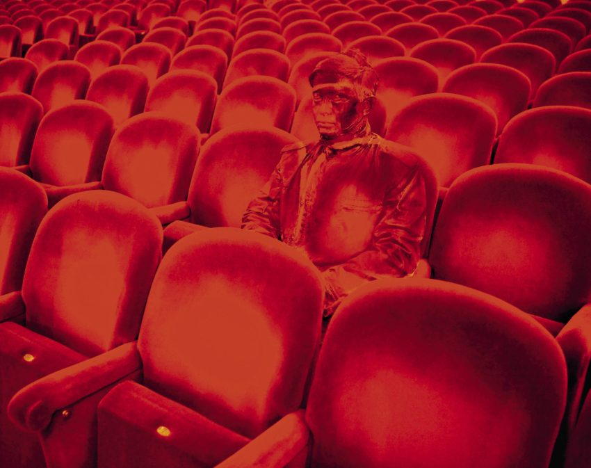 Liu Bolin, Teatro alla Scala (courtesy Boxart, Verona)