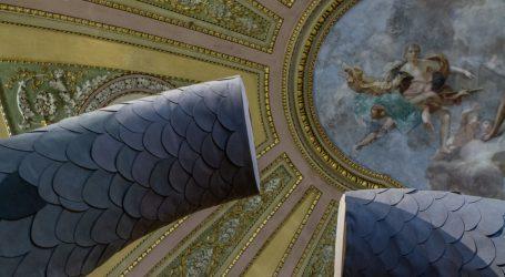 De Coding. Alcantara nelle Sale degli Arazzi a Palazzo Reale