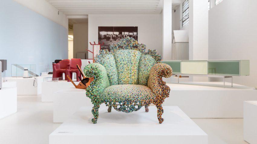 Il Museo del Design Italiano alla Triennale
