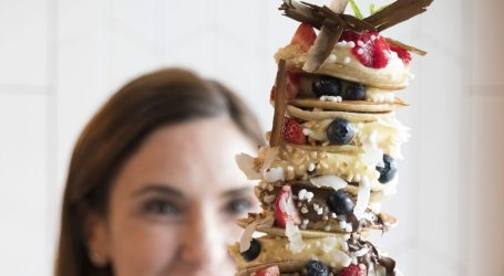 Fancytoast lancia la 20 Inches Pancake Challenge