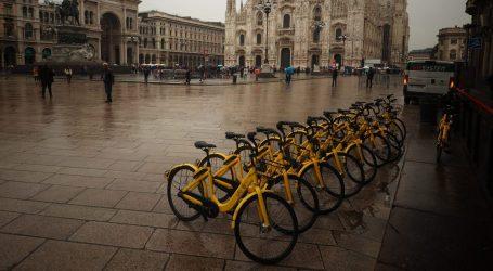 Bike Sharing Ofo, il caso delle bici abbandonate