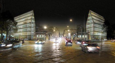 Piazzale Baiamonti: dalle mura spagnole alle piramidi