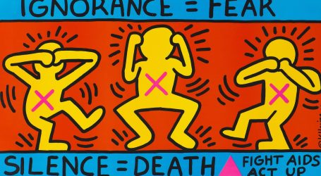L'arte è per tutti: Keith Haring in mostra a Bruxelles