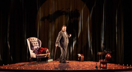 Giuseppe Battiston a teatro: Winston vs. Churchill