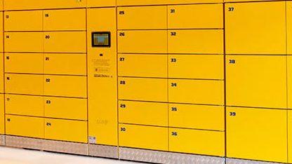 Ecco i locker: ordini la spesa, il super la conserva nell'armadio, tu la ritiri