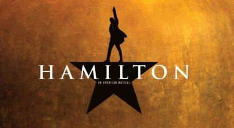 In arrivo Hamilton, il film della produzione originale di Broadway