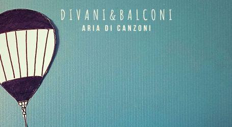 Divani e balconi, un album di canzoni inedite scritte durante il lockdown